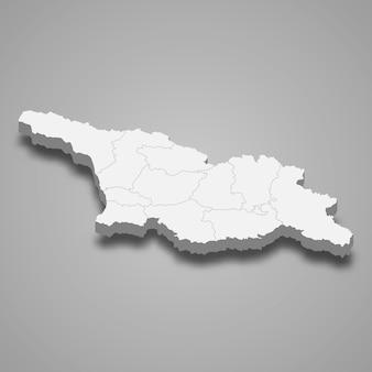 테두리가있는 국가지도