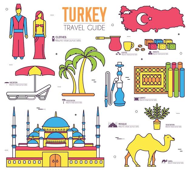 商品のトルコ国旅行