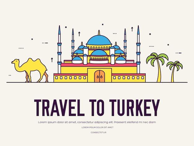 Страна турция путешествия отпуск по месту и особенностям