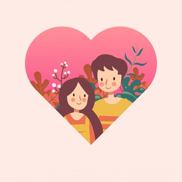 Пара в сердце