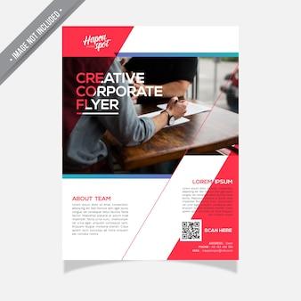 Cover Annual Report Corporate Template