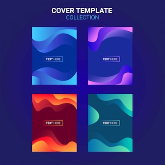 Cover business template