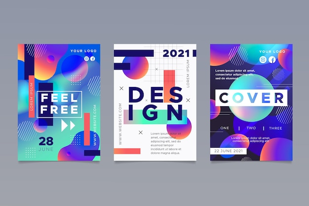 Cover collection template