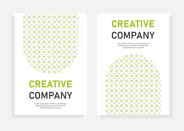 Cover design template. flyer, brochure design template. perfect for business marketing, promotion, presentation. editable vector