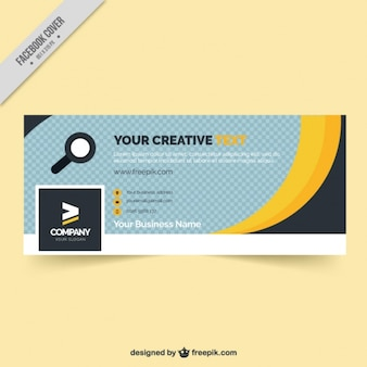 Cover facebook for business
