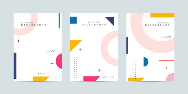 Cover template collection