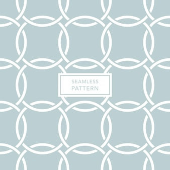 Cover template design with green and white background. seamless geometric pattern.