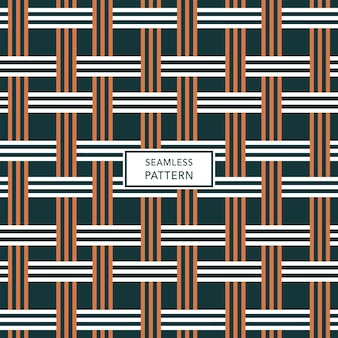 Cover template with multicolor geometric pattern. seamless background.