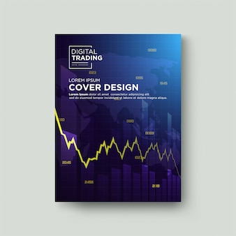Cover trading. with a graphic illustration of a decreased heart rate.
