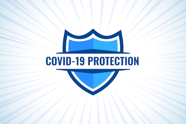 Covid-19 coronavirus protection shield for medical purpose