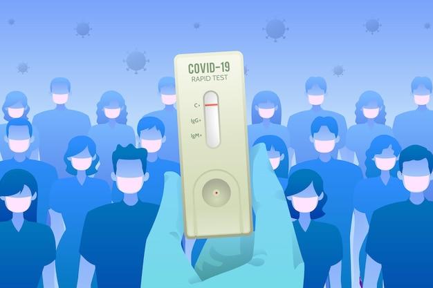 Экспресс-тест covid-19