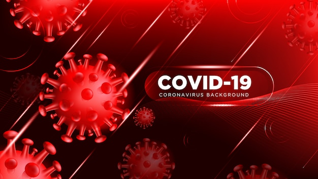 Covid-19コロナウイルスの背景