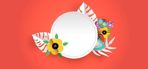 Рамка для цветов craft