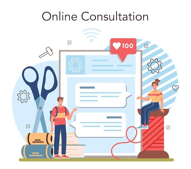 Онлайн-сервис или платформа для курсов школы ремесел и моделирования