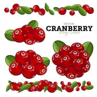 Cranberry set