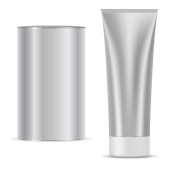 クリームチューブ化粧品容器パッケージ