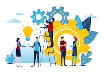 Create idea to success.