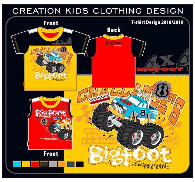 Creation kids clothing