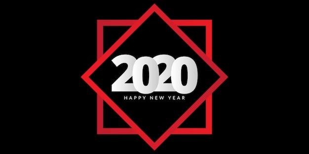 Creative 2020 new year