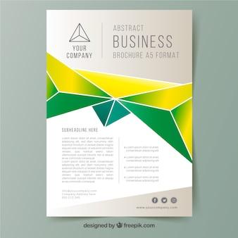 Creative a5 business brochure template