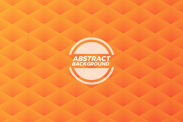 Creative abstract shapes background