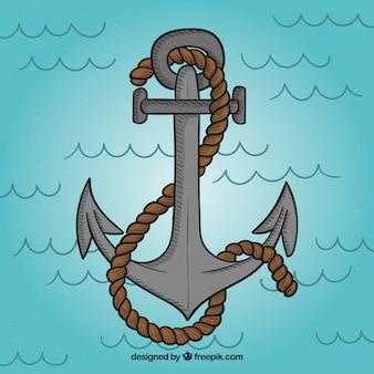 Creative anchor background