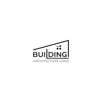 Дизайн логотипа креативной архитектуры