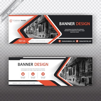 Creative banner design