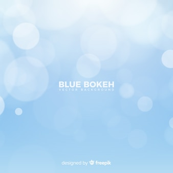 Creative blurred bokeh background