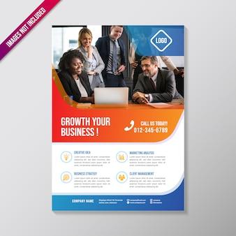 Creative Business Brochure Design template