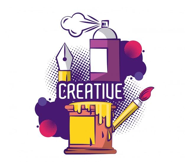 Творческие цвета и идеи