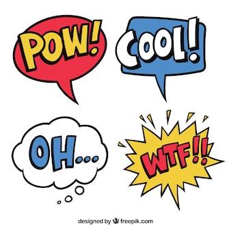 Творческие комические выражения
