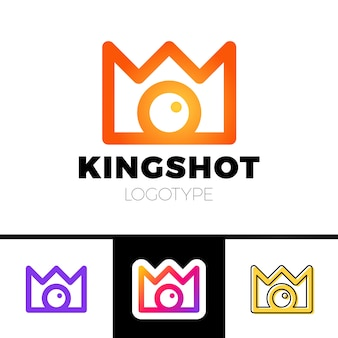 Creative concept for photography studio