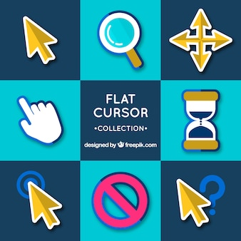 Creative cursor collection