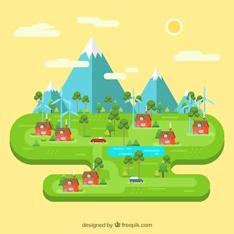 創造的な生態系コンセプト