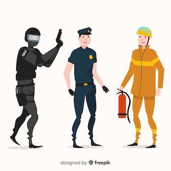 Creative emergency team