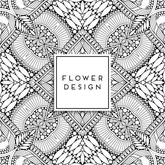 Creative floral desig