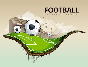 Creative football design