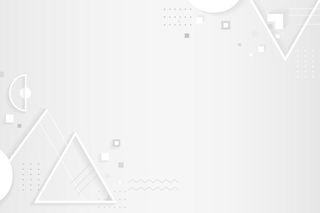 創造的な幾何学的デザインスペース