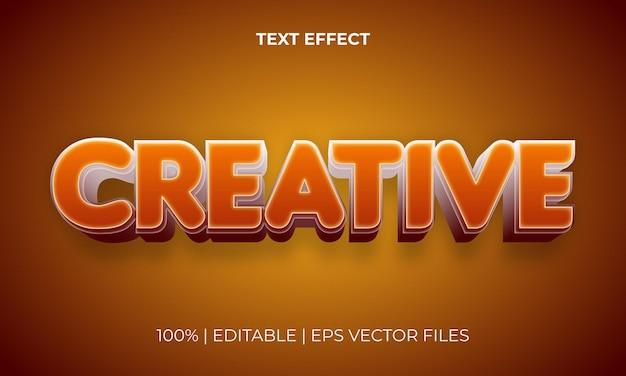 Векторный файл creative golden text effect
