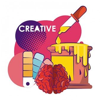 Creative graphic design