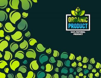 Creative Green House Concept Logo Template