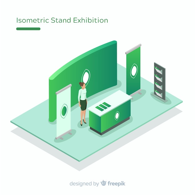Exhibition Stand Layout Design : Exhibition stand vectors photos and psd files free download