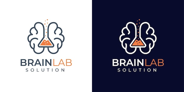 Creative and lab logo design