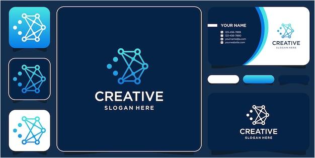 Creative logo design technology