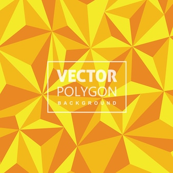 Creative lowpoly vector background