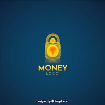 Creative money logo design