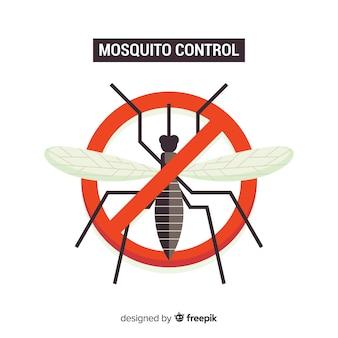 Creative mosquito control concept