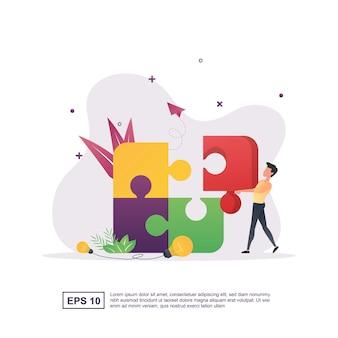 퍼즐을 만든 사람과 함께 창의적인 솔루션을 제공합니다.