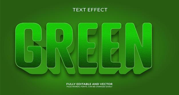 Творческий текстовый эффект редактируемый вектор